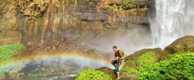 93 Gambar Air Terjun Kapas Biru Lumajang HD