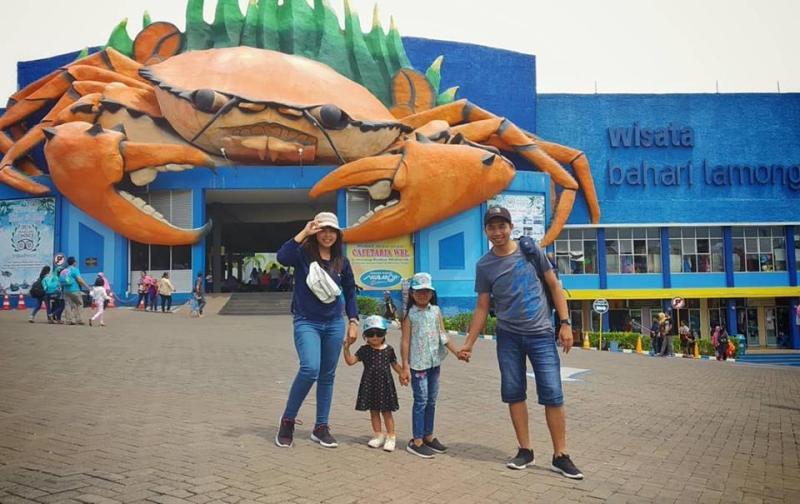 Wisata Bahari Lamongan Armand Frezh Blog